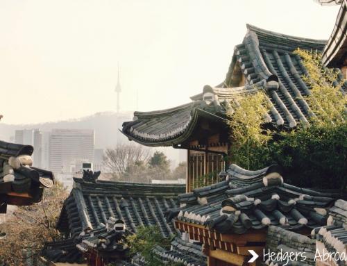Bukchon Hanok Houses
