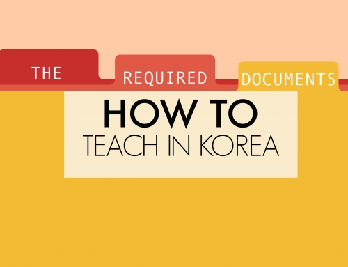 How to Teach in Korea