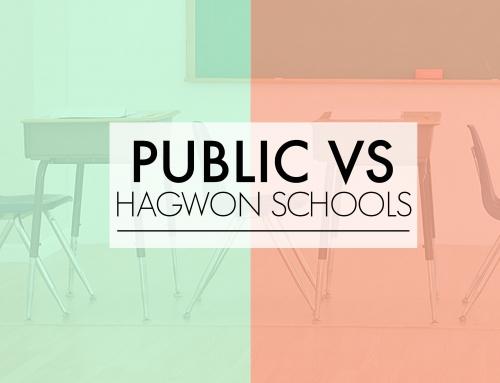 Public vs Hagwon Schools