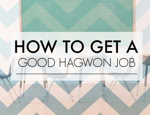 How to Get a GOOD Hagwon Job