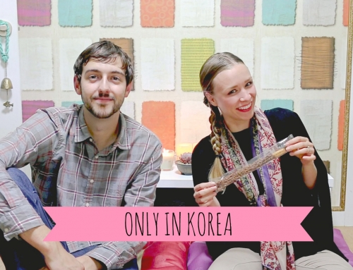 Only in Korea – Pepero Day!