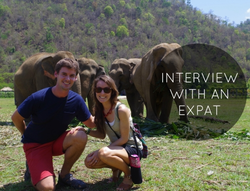 Interview with an Expat – Elicia & Tom