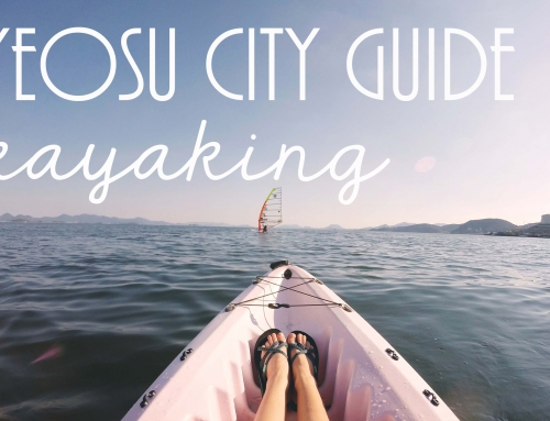 Yeosu City Guide – Kayaking