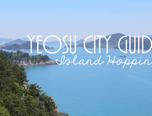 Yeosu City Guide – Island Hopping