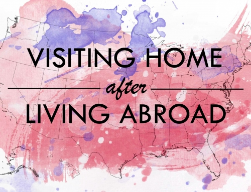 Visiting Home After Living Abroad
