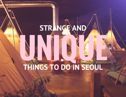 Strange and Unique Things To Do In Seoul