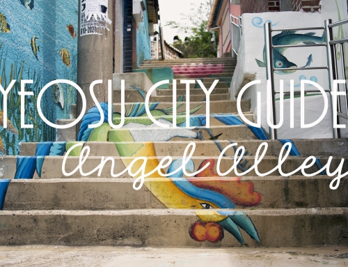 Yeosu City Guide – Angel Alley Murals