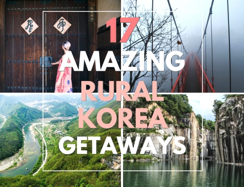 17 Amazing Rural Korea Getaways