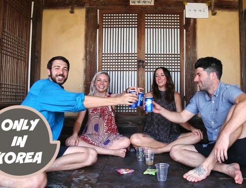 Only in Korea – Korean Drinking Games!