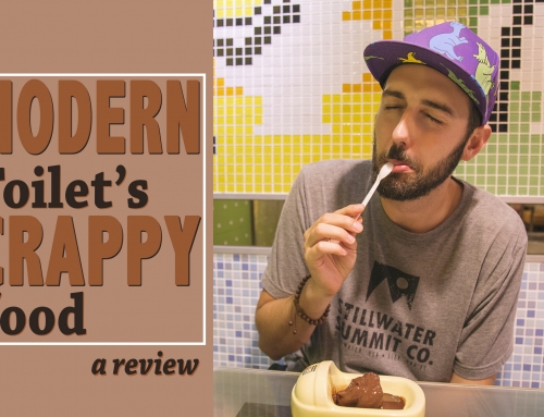 Modern Toilet's Crappy Food: A Review