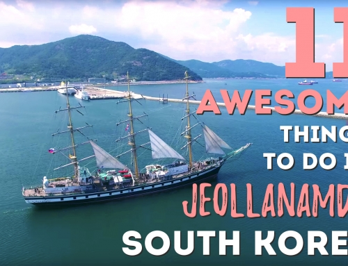 11 Awesome Things to do in Jeollanamdo, South Korea