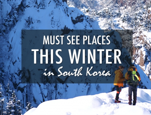 Must See Places This Winter in South Korea