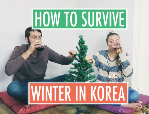 How to Survive Winter in Korea