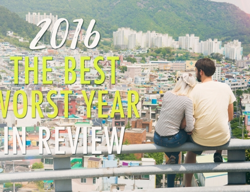 2016: The Best Worst Year {In Review}