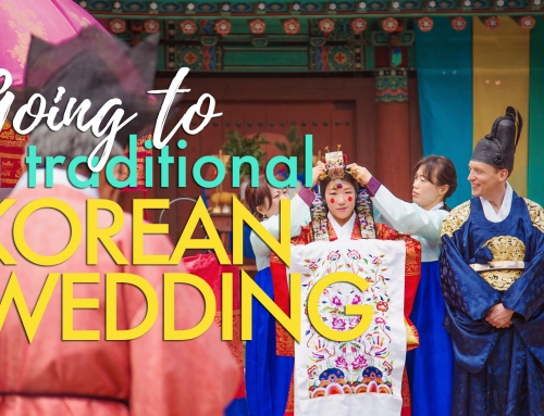 Going to a Traditional Korean Wedding