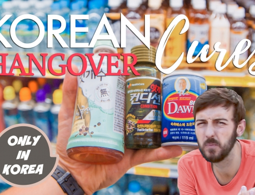 Only in Korea – Hangover Cures