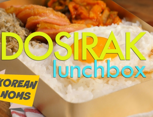 Korean Noms – Dosirak