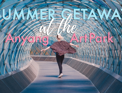 Summer Getaway at the Anyang Art Park